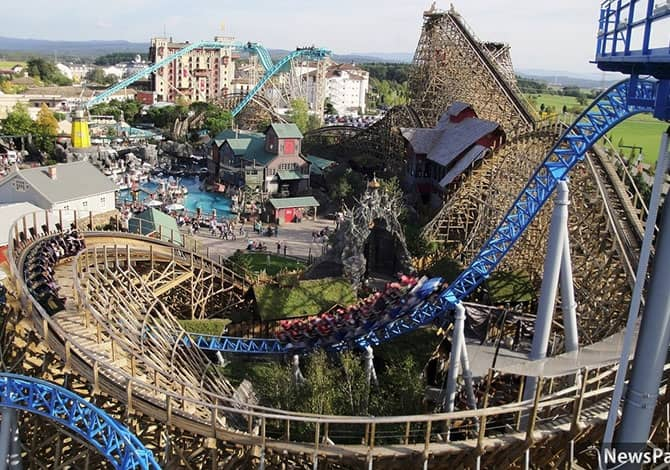 Qline about dubai land for Sejour europa park